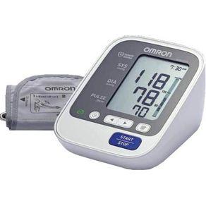 Monitor-de-Pressao-Arterial-Automatico-de-Braco-Elite-HEM-7130---Omron