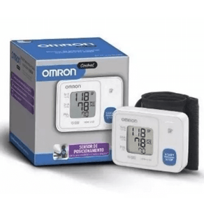 Monitor-de-Pressao-Arterial-Automatico-de-Pulso-HEM-6124---Omron