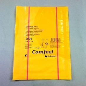 Curativo-Hidrocoloide-Transparente-9x14cm-COMFEEL-PLUS-Coloplast-3536