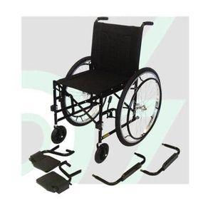 Cadeira-de-Rodas-M2000-Preta---Pneus-Macicos---CDS
