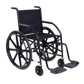 Cadeira-de-Rodas-CDS-101-Preta---Rodas-de-Nylon