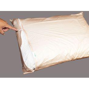 Fronha-para-Travesseiro-com-Ziper-Siliconizado---Senior-Care